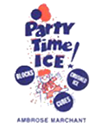 Party Time Ice, Logo